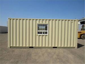 Scale House Container - 8' x 20'