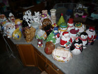 COOKIE JAR COLLECTION - 45+