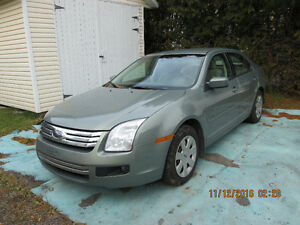 2008 Ford Fusion Berline