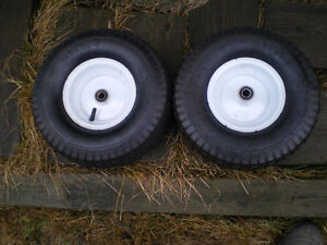 TRACTOR OR TRAILER TIRES