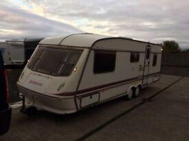 Caravan 5 berth tourer