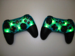 PlayStation 3 Controllers 8 COLORS IN ONE!