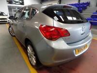 Vauxhall/Opel Astra 1.6i 16v VVT ( 115ps ) 2010MY Exclusiv