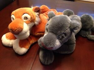 XL Disney's Jungle Book Plush Cats