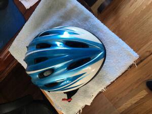 """Bike helmet adult 54-58"""" large"""