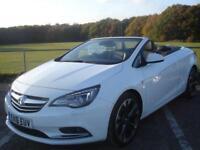 Vauxhall Cascada Elite 2.0CDTi 16v (170PS) Start/Stop