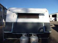 2004 WINDSOR STATESMAN COMBO SHOWER/TOILET Hexham Newcastle Area Preview