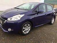 13 Peugeot 208 1.2 VTi ( 82bhp ) Active, £30 road tax, only 20,000 miles