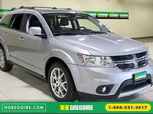 2015 Dodge Journey R/T AWD AUTO A/C CUIR MAGS 7 PASS