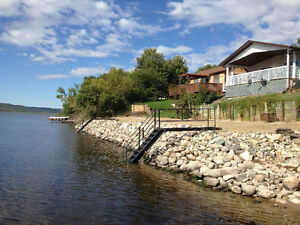Esterhazy Area Lake House for Rent