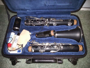 Buffet B12 Clarinet and accessories reduced