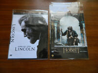 Various DVDS for sale...$5.00 ea or lot price  The Hobbit...