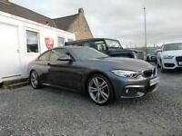 2013 (63) BMW 420d M Sport xDrive 2.0TD ( 184 bhp )