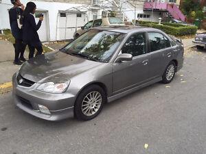 2004 Acura EL Berline negotiable