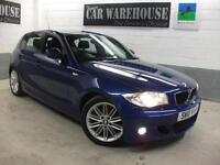 2010 BMW 1 SERIES 118D M SPORT Manual Hatchback