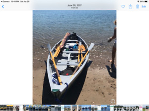 Lahave island rowing/sailing  boat for sale