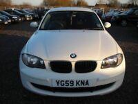 2009 59 BMW 1 SERIES 2.0 118D ES 5D 141 BHP DIESEL