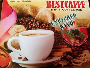 8 in 1 Coffee Mix (BEST CAFFE)