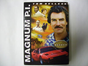 Magnum P.I.: The Complete Second Season on DVD