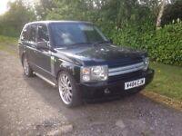 Range Rover L322 , look alike , 4.6 HSE