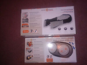 Neck, shoulder and back massager