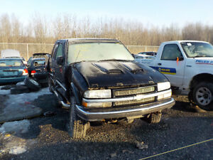 2002 Chevrolet S-10 Now Available At Kenny U-Pull Cornwall