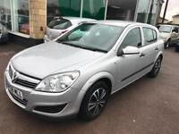 2008 Vauxhall/Opel Astra 1.6 16v ( 115ps ) ( a/c ) Life - 2Keys - 1Keeper- 80K