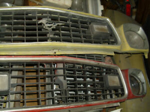 1975,'76, '77 Ford Mustang II Grill Assemblies