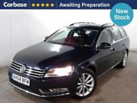 2014 VOLKSWAGEN PASSAT 2.0 TDI Bluemotion Tech Executive 5dr Estate