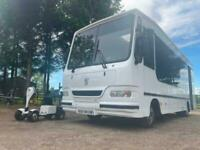 """DAF LF Former Council Owned """"Mobile Classroom / Office"""""""