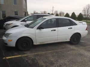 2005 Ford Focus Ready to drive