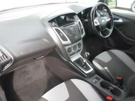 2013 Ford FOCUS 1.6TDCi ZETEC Manual Hatchback