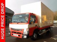 2013 FUSO CANTER 7C15 43 Diesel white Manual