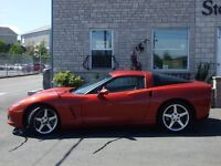 2005 Chevrolet Corvette Z51 Coupe (2 door)