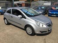 Vauxhall/Opel Corsa 1.0i 12v Life 2007/57 ONLY 55K & 12 MONTHS MOT