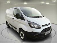 2014 Ford Transit Custom 2.2 TDCi 270 ECOnetic Panel Van 5dr Diesel Manual L1 H1