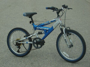 """4 20"""" BIKES MUST GO TODAY YOUR CHOICE $80.00 EACH & THAT'S FIRM"""