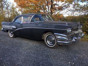 Buick Special 1958 antique ideal pour rat rod hot rod Saint-Hyacinthe Québec image 2
