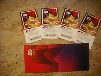 Formula 1 Tickets 3 Days General Admission
