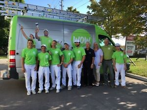 Painters for rapidly growing WOW 1 Day Painting - York & Durham