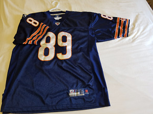 Chicago Bears Mike Ditka Reebok Replica Jersey - Size 48 (L)