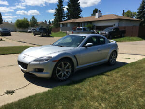 2007 RX-8 GT - Brand New Mazda Factory Engine