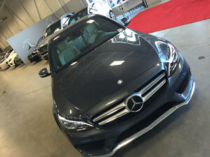 2015 Mercedes-Benz C400 Demo from Mercedes-Benz Edmonton