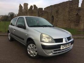 2005 (55) Renault Clio 1.2 Rush *** New 12 Month MOT Issued On Purchase ***