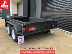 8x5 Tandem Trailer Australian Made 2000KGATM 350mm High Side and Fully Rowville Knox Area Preview