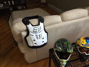 Casque moto oneil 100$