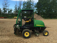 3225 john Deere fairway mower for sale or possible trade.
