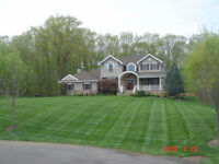 Curb Appeal Landscaping and Snow Removal