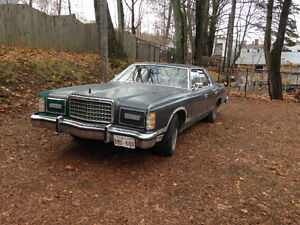 1975 Ford ltd landeau