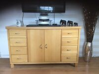 Sideboard and unit